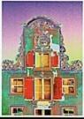Tim Killiam (1947-2014)  -  RGB Canal House, Holland - Postcard -  AU1040-1