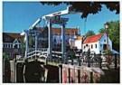 Igno Cuypers  -  Drieharingenbrug, Amsterdam - Postcard -  AU1049-1