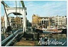 Igno Cuypers  -  Morning Light on the Magerebrug - Postcard -  AU1056-1