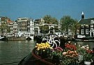 Tim Killiam (1947-2014)  -  Amstel Flowers, Amsterdam - Postcard -  AU1079-1