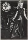 Bettie Ringma  -  Ringma/ Nina Hagen N.Y. - Postcard -  B0383-1
