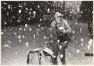 Edward Roussou  -  Sneeuw 5 - Postcard -  B0749-1