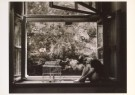 Jan Saudek (1935)  -  (child in window)  (kl) - Postcard -  B0759-1