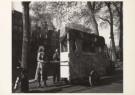 Sem Presser (1917-1986)  -  Draaiorgel op gracht, Amsterdam, 1948 - Postcard -  B1149-1