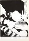 Theo v.d. Boogaard (1948)  -  Th.vdBoogaard/ Untitled - Postcard -  B1276-1