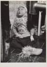 Sem Presser (1917-1986)  -  Sem Presser/Marken,St.Nic.1945 - Postcard -  B1402-1