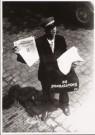 Sem Presser (1917-1986)  -  S.Presser/Krantenventer. - Postcard -  B1898-1