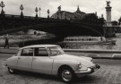 Citroen  -  Citroen DS 19, 1963 / Grand Palais a Paris - Postcard -  B1909-1