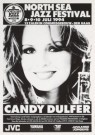 North Sea Jazz Festival, North -  Candy Dulfer / North Sea Jazz Festival affiche 199 - Postcard -  B1954-1