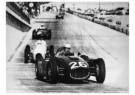 Lancia  -  A.Ascari,GP Monaco 1955 - Postcard -  B2430-1