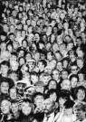 Dixie Solleveld (1942-2018)  -  A'dam zwart-wit - Postcard -  B2557-1