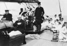 Anoniem  -  Keizer Wilhelm II op Meteor - Postcard -  B2602-1