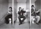 David Hornback (1962)  -  D.Hornback/Bathroom Trio - Postcard -  B2616-1