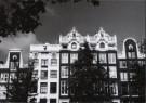 Jack Jacobs  -  Keizersgracht, Amsterdam - Postcard -  B2766-1