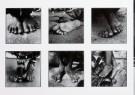 Venus Veldhoen (1968)  -  Voeten India - Postcard -  B2776-1