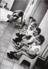 Coquille  -  De Kinderkribbe - Postcard -  B2790-1