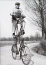 Henk  Blansjaar (1910-1981)  -  Etagefiets, 1951 - Postcard -  B2804-1