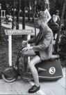 Henk  Blansjaar (1910-1981)  -  Kinderverkeerstuin, 1957 - Postcard -  B2805-1