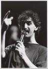 Sergio Michelangelo Albonico  -  Frank Zappa, 1988 - Postcard -  B2811-1