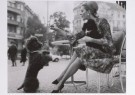 Eddy van der Veen (1922)  -  Avenue Montaign - Postcard -  B2820-1