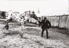 A. Bijnen (1870-1938)  -  Circus Oscar Carre in Breda, augustus 1905 - Postcard -  B2853-1