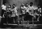Fu Chun Wang  -  After School, China - Postcard -  B2943-1