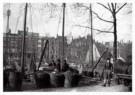 George H. Breitner (1857-1923) -  Haringvliet - Postcard -  B2962-1
