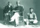 Anoniem,  -  Inlandse onderwijzer 1895 - Postcard -  B3010-1