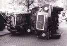Ben van Eck  -  Gevallen brandweerau - Postcard -  B3038-1