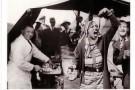 Spaarnestad Fotoarchief,  -  Baker met haring - Postcard -  B3215-1