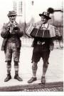 Spaarnestad Fotoarchief,  -  Beierse straatmuzikanten - Postcard -  B3218-1
