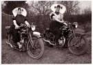 Spaarnestad Fotoarchief,  -  Zeeuws meisje - Postcard -  B3276-1
