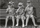 Oda Akkermans  -  Drie kleine kleutertjes - Postcard -  B3359-1