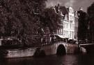 Jack Jacobs  -  Prinsengracht, Hotel Wiechmann - Postcard -  B3369-1