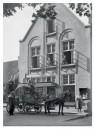 A.J.Bonda (1872-1928)  -  Oude Prinsweg, Bergen (NH), Winkelpand, ca. 1914 - Postcard -  B3502-1