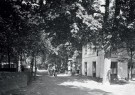 A.J.Bonda (1872-1928)  -  Breelaan, Bergen (NH), 'De Rustende Jager' - Postcard -  B3505-1