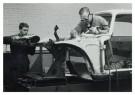 P.J.Bosman  -  Autobedrijf Pouwels, Alkmaar, ca. 1966 - Postcard -  B3527-1