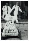 P.J.Bosman  -  Kaasmarkt, Alkmaar, ca. 1966 - Postcard -  B3532-1