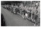 Onbekend  -  Koninklijk bezoek, Alkmaar, 1952 - Postcard -  B3537-1