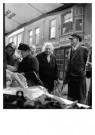 Maria Austria (1915-1975)  -  Landbouwdag; markt in de Ridderstraat, Alkmaar - Postcard -  B3671-1