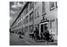 H. Jonker (1846-1932)  -  Hooftstraat, Alkmaar - Postcard -  B3686-1