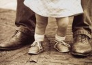 Coquille  -  Her first step - Postcard -  C10037-1