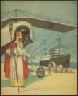 Anoniem  -  Aankomst met vliegtuig/boot - Postcard -  C10068-1