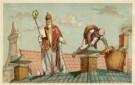 Anoniem  -  Op het dak - Postcard -  C10074-1