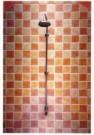 Barend Houtsmuller (1953)  -  Empty shower - Postcard -  C10244-1