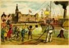 -  Sint Nikolaas houdt boek - Postcard -  C10300-1