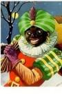 -  Zwarte Piet - Postcard -  C10476-1