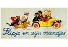 E.M. ten Harmsen van der Beek  -  Uit: Flipje en zijn vriendjes - Postcard -  C10995-1
