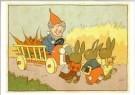 E.M. ten Harmsen van der Beek  -  Uit: Drie stoute konijntjes - Postcard -  C11002-1