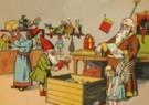 -  Sinterklaas - Postcard -  C11093-1
